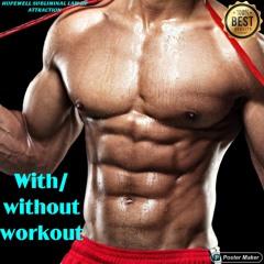 Perfect Male Body Shape | 528 Hz Alpha Binaural Beats| Subliminal