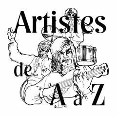 Capsule 33 - Artistes de A à Z