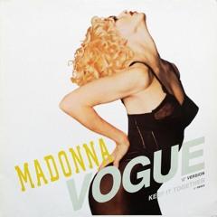 Madonna - Vogue (Barry & Gibbs Strike A Pose Edit)