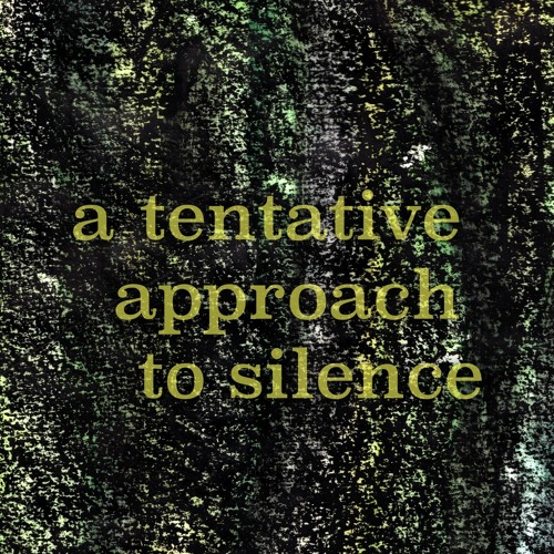 A Tentative Approach To Silence [disquiet0451]