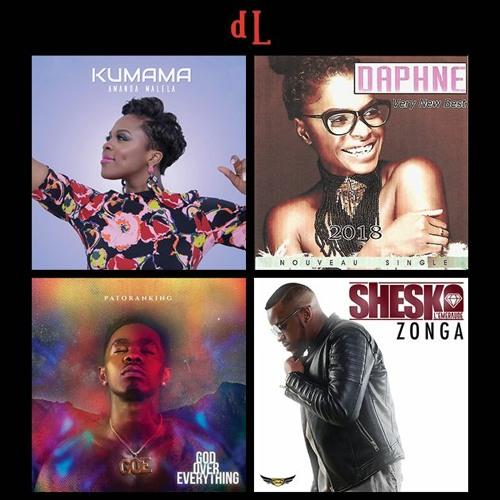 Afro Vibes 3 [Ft. Mr Eazi/Fally Ipupa/Dadju/KeBlack/WizKid/Tekno Miles/Gradur/Gaz Mawete/Davido...]