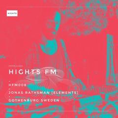 HIGHTS FM 008 / Jonas Rathsman