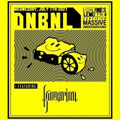 Live from Brownies & Lemonade DNBNL @ 1720 (7/07/21)