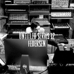 UNTITLED SERIES 12 - FEDERSEN