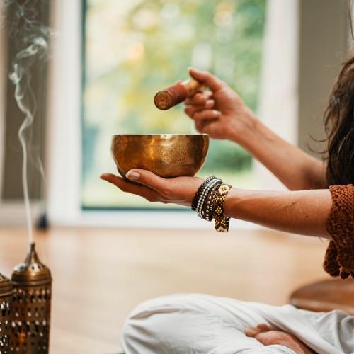 Ground + Center for Calm Meditation