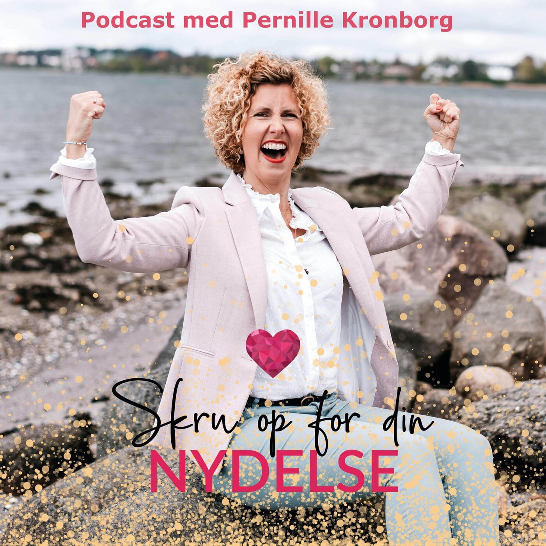 Podcast med Pernille Kronborg