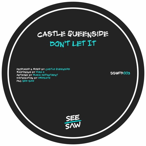 PREMIERE: Castle Queenside - Don't Let It [See-Saw]