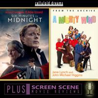 EDDIE IZZARD + JANE LYNCH + JOHN MICHAEL HIGGINS + ALL NEW MOVIE REVIEWS (CELLULOID DREAMS) 3/29/21