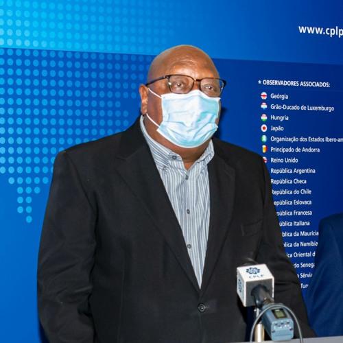 SE reúne com Embaixador de Boa Vontade da CPLP - Declarações à Imprensa
