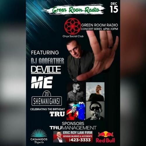 Green Room Radio Guest Mix