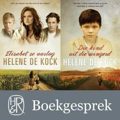 Human & Rousseau-boekgesprek: Truïse Prinsloo gesels met Helene de Kock oor Elisabet se oorlog