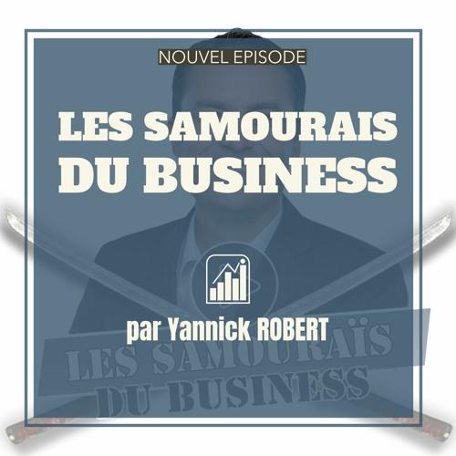 Les Samourais du Business #089 - Eliott Jabes, CEO de Stockly