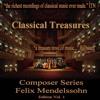 Trio for Piano, Violin, and Cello No. 1 in D Minor, Op. 49, MWV Q29: I. Molto allegro ed agitato