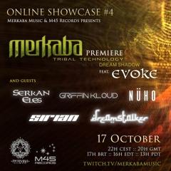 DREAM5TALKER :: Merkaba Music & M45 Records Online Showcase #4 (17Oct20)