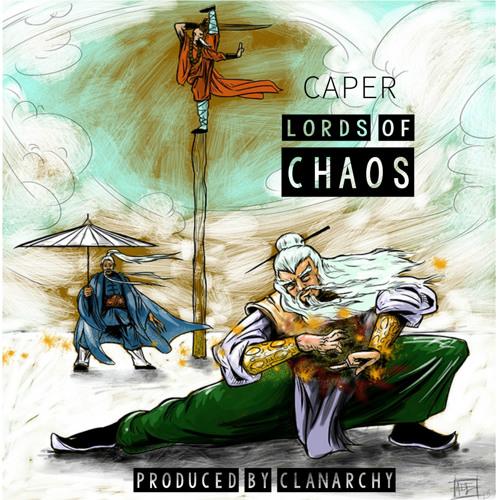 Lords of Mayhem (feat. 9th Prince & Shutterworth)