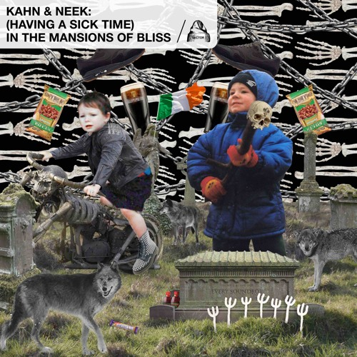 Premiere: Kahn & Neek '(Having A Sick Time) In The Mansions of Bliss'