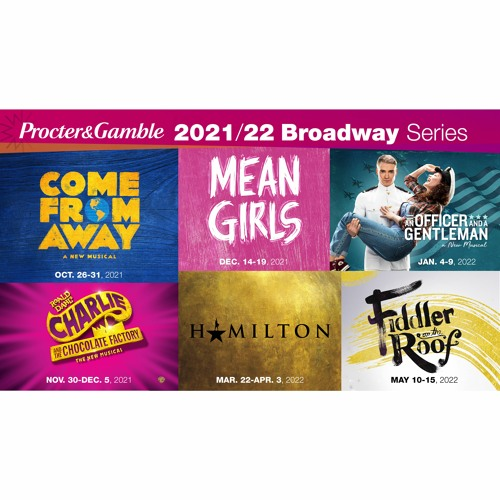 What's Up! Podcast - Broadway's back at WAC!
