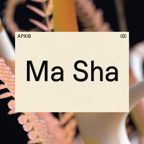 APXIB ㉖ MA SHA