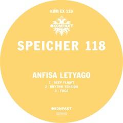 Anfisa Letyago - Speicher 118 (Kompakt Extra 118)
