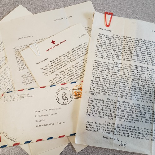 Letter from the Front
