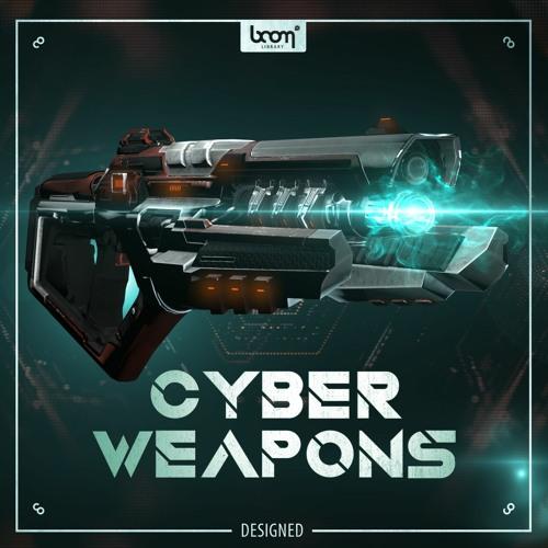Boom Library Cyber Weapons Designed WAV-DECiBEL