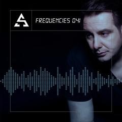 Silviu Andrei - Frequencies 41 Live@Isoletta