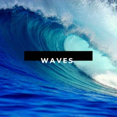 """Post Malone x Polo G Type Beat """"WAVES""""   Trap Guitar Instrumental"""