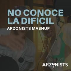 Jhay Cortez x Bad Bunny - No Conoce La Difícil (Arzonists Mashup)*COPYRIGHT*