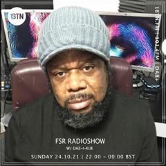 FSR Radioshow with Daz-I-Kue - 24.10.2021