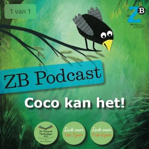 Coco kan het! Loes Riphagen voorgelezen door Tijl Damen