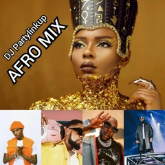 The Best Afro Mix (2021) By DJ Partylinkup