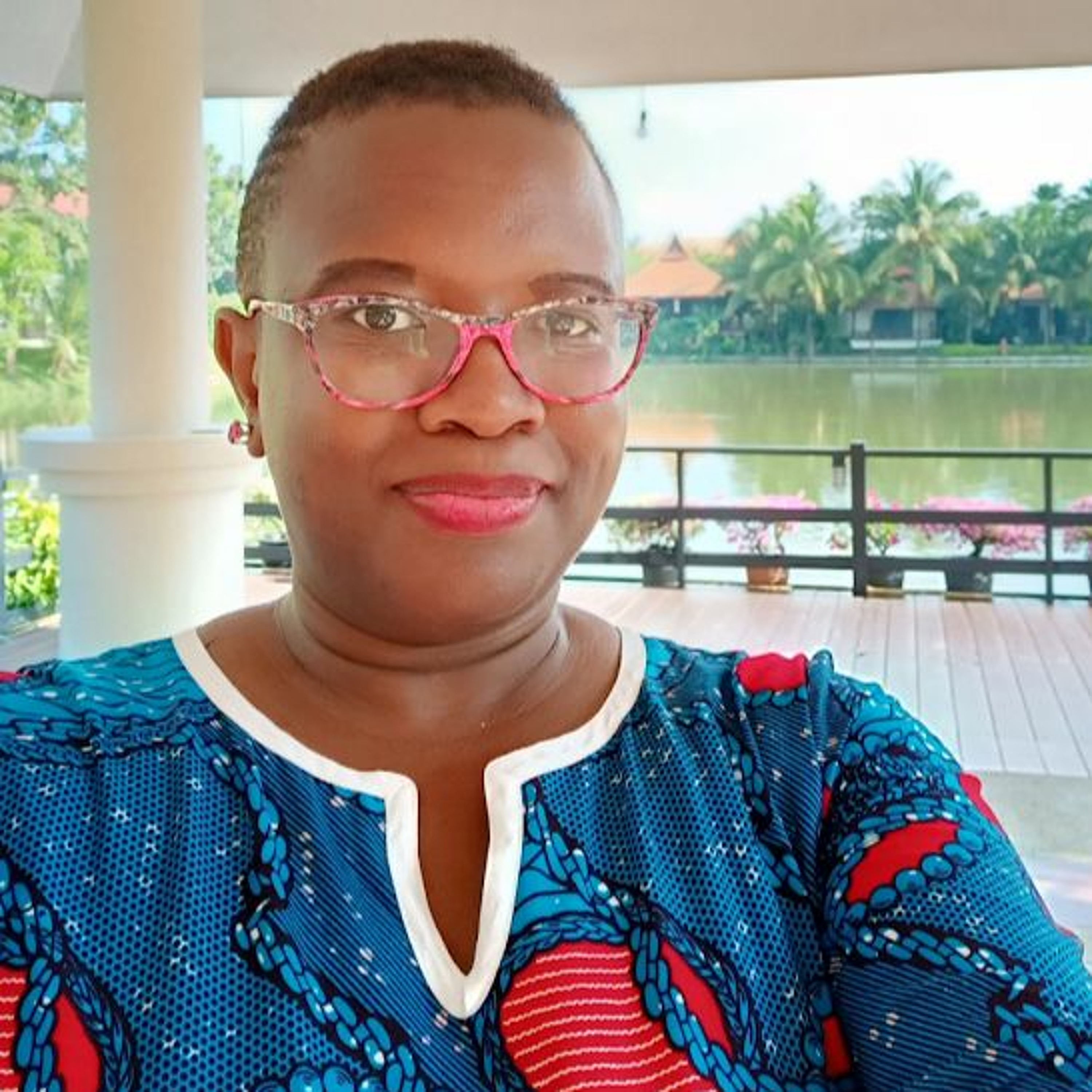 Talking Africa Interview with Susan Muriungi Regional Director, Africa, Protection International