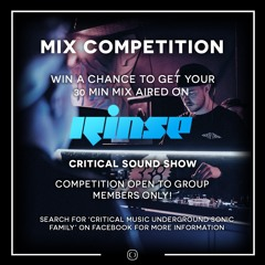Champagne Breakfast - Critical Sound Mix Competition