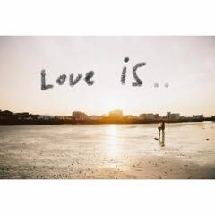 얇고길게_LOVE IS
