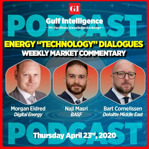 """PODCAST: Energy """"Technology"""" Dialogues - Weekly Market Commentary April 23rd"""