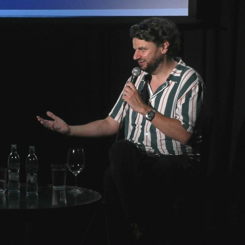 .letná diskusia s Janom Gorduličom: Humor a politická korektnosť