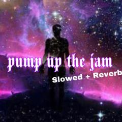 Lil uzi ~ Pump Up the Jam Slowed+Reverb