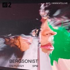 NTS_ BERGSONIST_SEPTEMBER_11TH