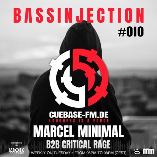 CBFMBI #010 (Special) - Marcel Minimal B2B Critical Rage