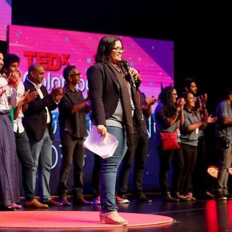 Sustain your team — Safra Anver, TEDxColombo