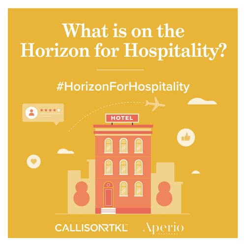 What is on the horizon for Hospitality?