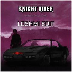 Stu Phillips - Knight Rider (Loshmi Edit) - Free Download