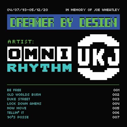 OmniRhythm - Dreamer By Design EP