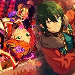 FUSIONIC STARS!! - Mika ✕ Hinata