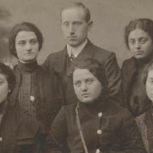 Russian Revolutionaries in Exile