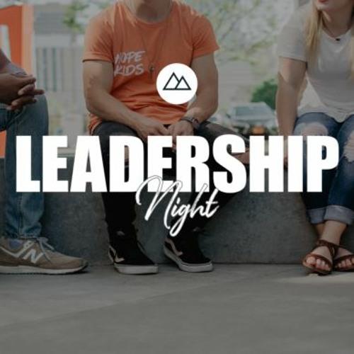 Leadership Night - February 5, 2020