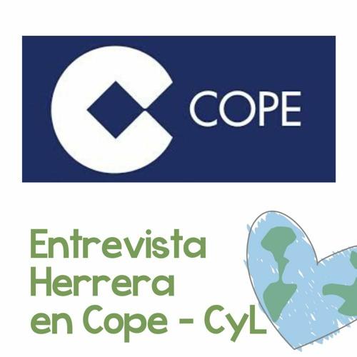 Entrevista Herrera en Cope CyL - Alberto Villar y Mónica Moral