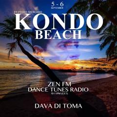 Kondo Beach September 2021 by Dava Di Toma