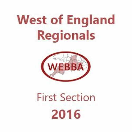 'Essay' (Test Piece) - West of England Regionals, 2016