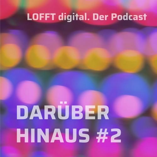 DARÜBER HINAUS #2: Intermedialität mit Gwen Kyrg